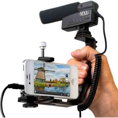 iOS and Android Mobile Phone Videographer's Essentials Kit - MM-VE001
