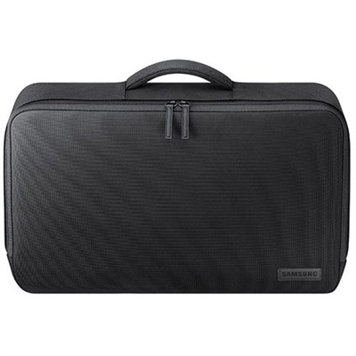 Galaxy View Padded Carrying Case - Black - (EF-LT670FBEGUS)