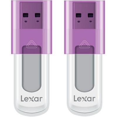 16 GB JumpDrive High Speed USB Flash Drive (Purple) 2-Pack (32GB Total)