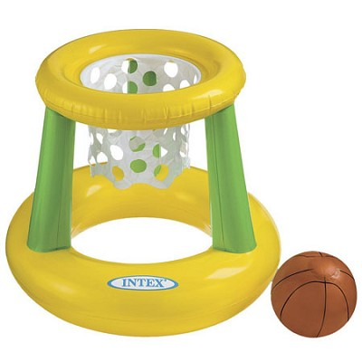 Floating Hoops for Ages 3 and up