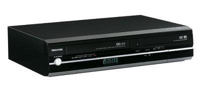 DVR-610 DVD/VCR Combo Recorder w/ DVD 1080i upconversion