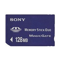 Duo 128MB Memory Stick Media