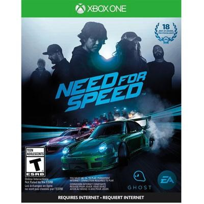 Need for Speed US FR XOne