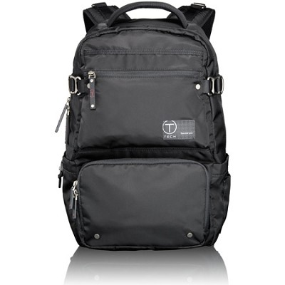 T-Tech By Tumi Icon Melville Zip Top Brief Pack Laptop Backpack - 57580 - Black