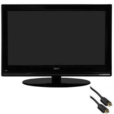 LC32G82RB 32 inch LCD 720P 60Hz Refurbished 90 Day Warranty HDMI Bundle