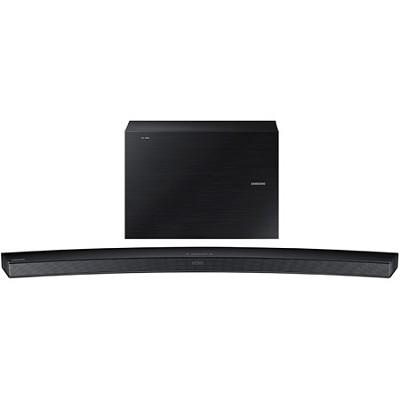 HW-J6000 - 320 Watt 6.1ch Curved Wireless Audio Soundbar with Wireless Subwoofer