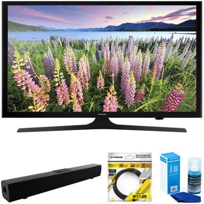 48` Full HD 1080p Smart LED HDTV + Soundbar Bundles