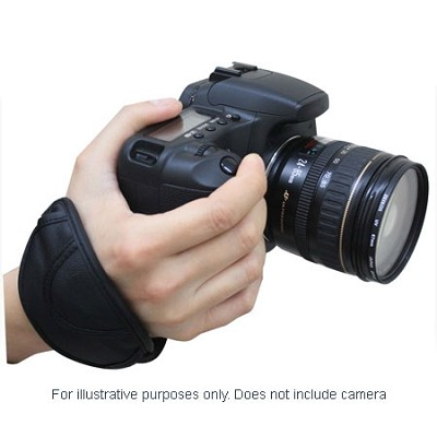 ZE-WGS Professional Wrist Grip Strap for digital & SLR cameras