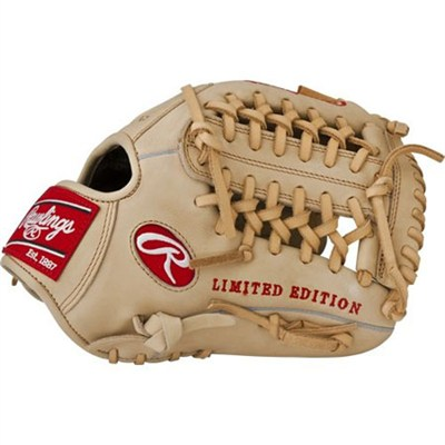 Gamer XLE 2016 Limited Edition Baseball Glove - Camel, Right Hand Throw