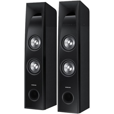 TW-J5500 - 2.2 Channel 350 Watt Wired Audio Bluetooth Sound Tower - OPEN BOX
