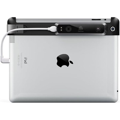 iSense 3D Scanner for iPad 4G (350415) - OPEN BOX