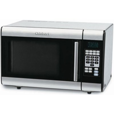 CMW-100 1-Cubic-Foot Stainless Steel Microwave Oven Factory Refurbished