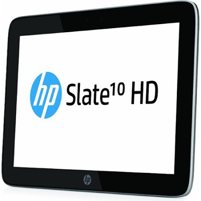 Slate S10-3500US 10-Inch Tablet with Beats Audio (Silk Grey)