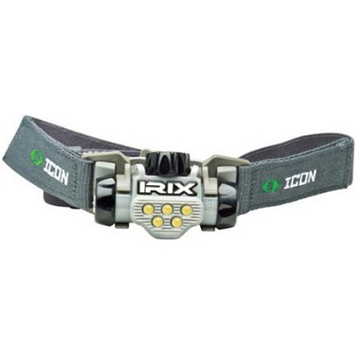 IXF102A - Irix II Variable-Output LED Headlamp - Polymer Gray