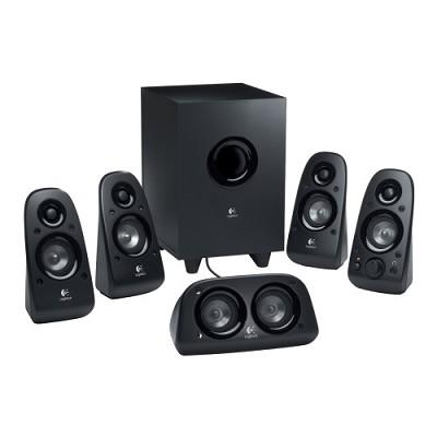Z506 75-Watt RMS 5.1-Channel Surround-Sound Speaker System