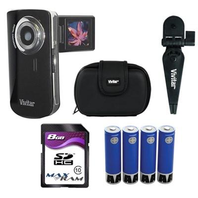 DVR620 Digital Video Camera Accessory Kit (DVR620-BLK/KIT-AMX)