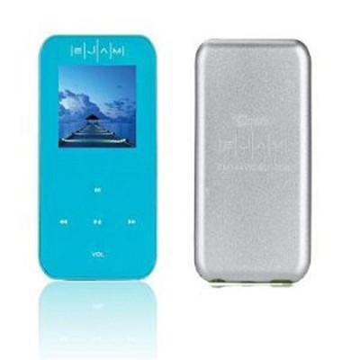 4GB Video Player w/ 1.5 Screen, Blue