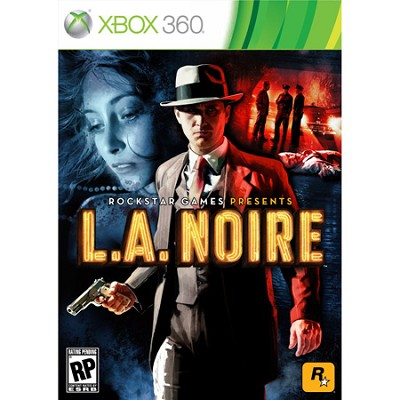 L.A. Noire for Xbox 360
