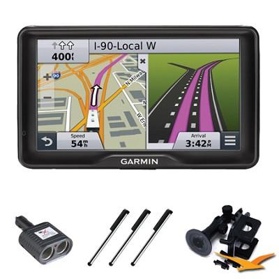 RV 760LMT GPS Navigator Essentials Bundle