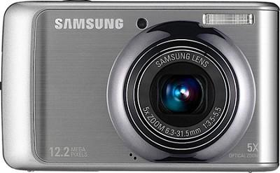SL502 12MP 2.7 inch LCD Digital Camera (Silver)