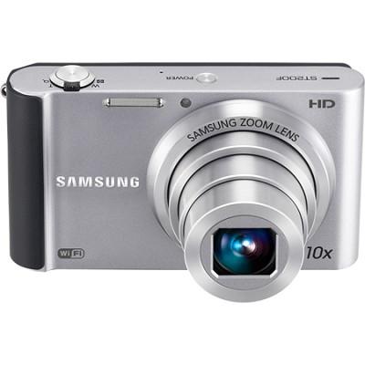 ST200F 16 MP 10X Wi-Fi Digital Camera - Silver