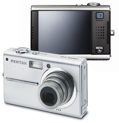 Optio T10 Digital Camera