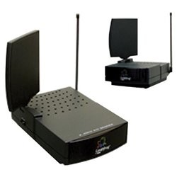 LF-30S Leapfrog Wireless 2.4 GHz A/V Transmitter/Receiver System - OPEN BOX