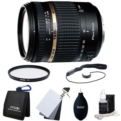 18-270mm f/3.5-6.3 Di II VC PZD Aspherical Lens Kit for Sony DSLR