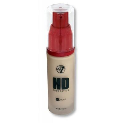 HD 12 HR Liquid Foundation, Pump - Buff, 30ml/1.01fl oz