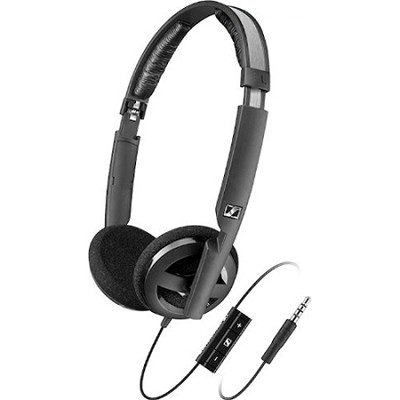 PX100-IIi - Collapsible High-Performance Open-Air Headphones w/ Mic & Remote
