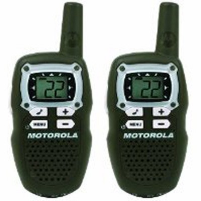 MB140R - TalkAbout 10-Mile 22-Channel FRS/GMRS Two-Way Radio