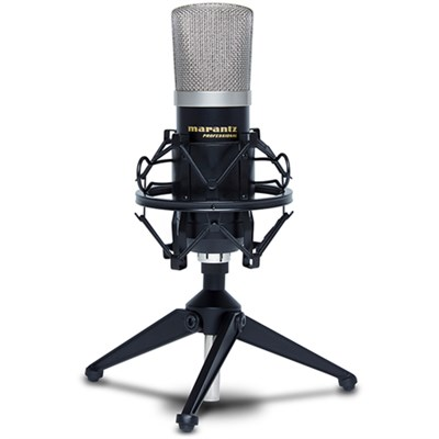 Studio MPM-500A Large Diaphragm Condenser Microphone with Accessories