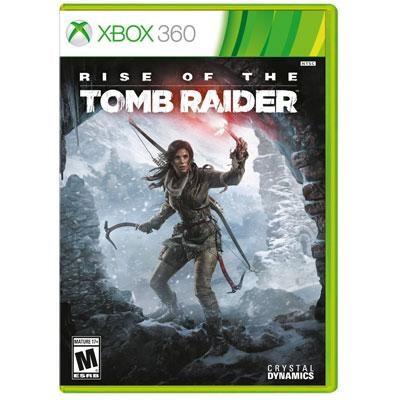 Rise Tomb Raider X360