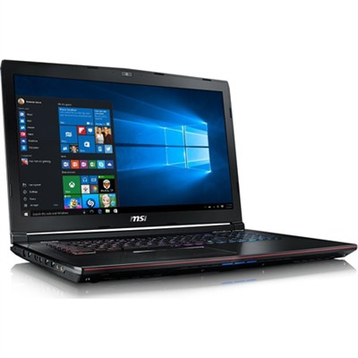 GE72 Apache Pro -242 17.3` Full HD Notebook PC - OPEN BOX