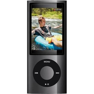 iPod Nano 8GB MP3 Player and Media Player (Black)