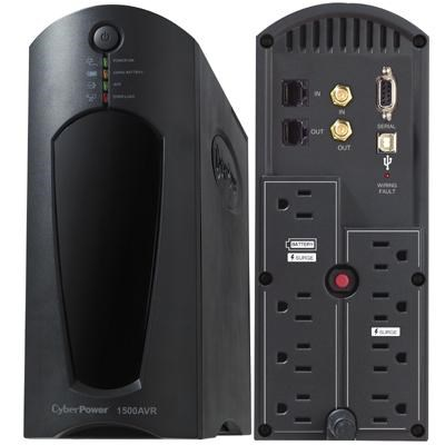 900VA 560W Uninterruptible Power Supply with AVR - CP900AVR