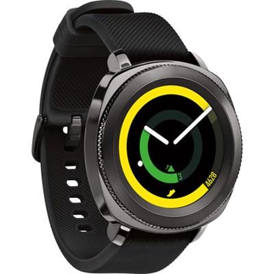 Gear Sport Fitness Watch (Black) (OPEN BOX)