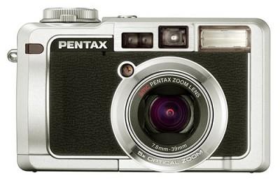 Optio 750Z 7MP Digital Camera W/ 5X Opt Zoom
