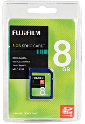 8GB sDHC - Memory Card
