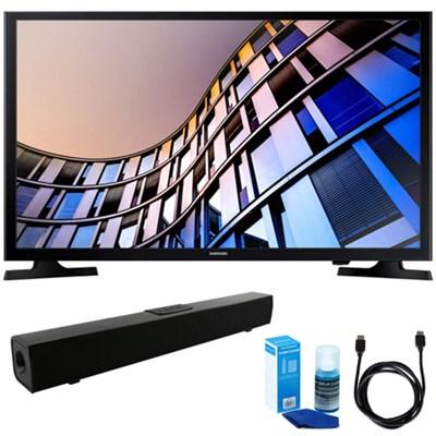 23.6` 720p Smart LED TV (2017 Model) w/ Sound Bar Bundle
