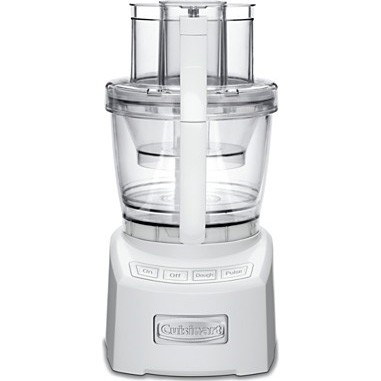 Elite Collection 14-Cup Food Processor (White)