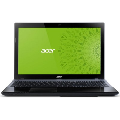 Aspire V3-571-9890 15.6` Notebook PC - Intel Core i7-3632QM Processor (Black)