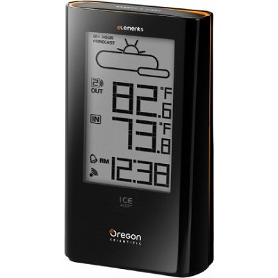 EW93 Weather Station with Atomic Clock and Ice Alert