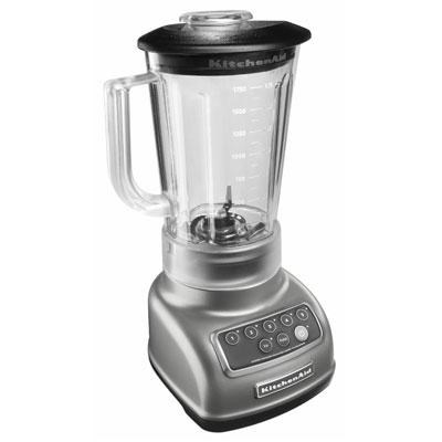 5-Speed Classic Blender in Silver - KSB1570SL
