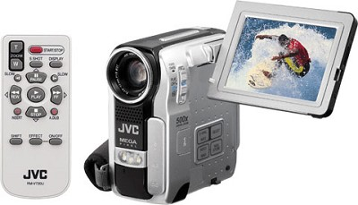 GR-DX307U Digital Camcorder
