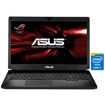 17.3` G750JX-DB71 Full HD Gaming Notebook PC - Intel Core i7-4700MQ Processor