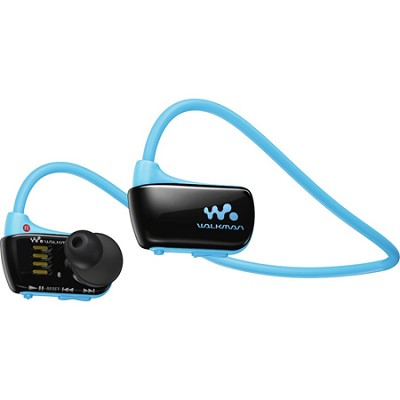 NWZ-W273S 4GB Wearable Sports MP3 Player - Blue