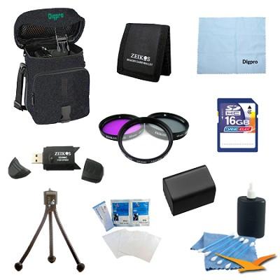 Ultimate Bundle for Sony Camcorder Models HDR-PJ760V, CX760V & PJ710V