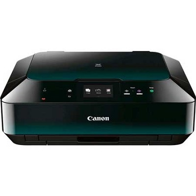 PIXMA MG6320 Wireless All-In-One Color Inkjet Photo Printer (Blue)