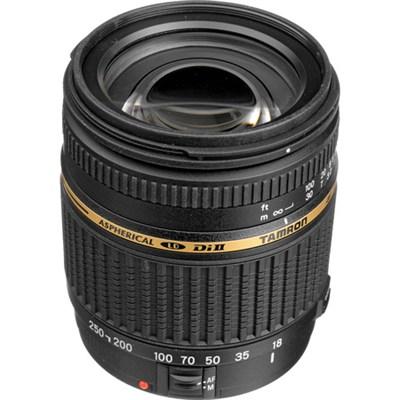 18-250mm F/3.5-6.3 AF Di-II LD IF Asp.Macro Lens/Sony Alpha Mounts - OPEN BOX